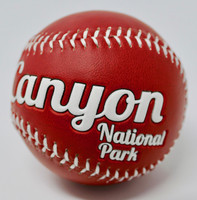 Grand Canyon Souvenir Brown Baseball