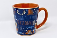 Grand Canyon Great Outdoor Adventure Mug