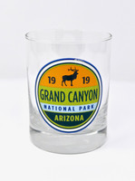 Grand Canyon Elk Rocks Glass