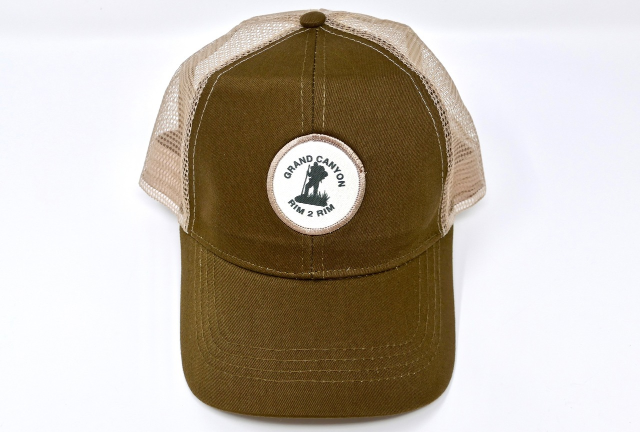 ca9dea31 Grand Canyon Rim 2 Rim Baseball Hat   Hats   Shop Grand Canyon
