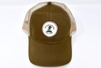 Grand Canyon Rim 2 Rim Mesh Baseball Hat Brown
