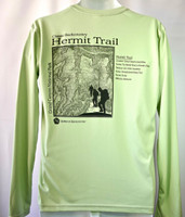 CLEARANCE Hermit Trail Men's Shirt Long-Sleeved