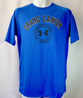 Grand Canyon Under Armour Men's Shirt Blue