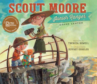 Scout Moore, Junior Ranger: Grand Canyon