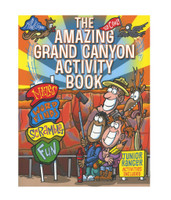 The Amazing Grand Canyon Activity Book
