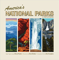 America's National Parks: A Pop-Up Book