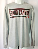 Grand Canyon Under Armour Men's Shirt Long-Sleeved
