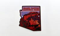 Grand Canyon Hiking Stick Medallion