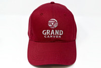 Grand Canyon Logo Baseball Hat - More Colors