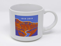 Grand Canyon Centennial 2019 Wide Mug