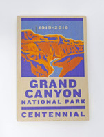 Grand Canyon Centennial 2019 Magnet