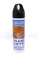 Grand Canyon Centennial 2019 Stainless Steel Water Bottle