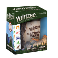 National Parks Travel Edition Yahtzee Game