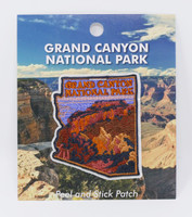 Grand Canyon Arizona State Patch