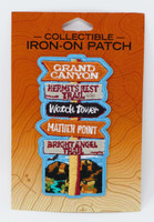 Grand Canyon Trail Signs Patch