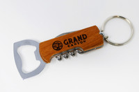 Grand Canyon Bottle and Wine Opener Keychain