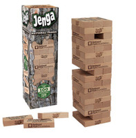 National Parks Jenga Game