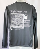 NEW! Bright Angel Trail Men's Long-Sleeved Shirt