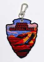 Grand Canyon Clip-On Patch