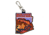 Grand Canyon Arizona Clip-On Patch