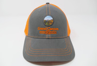 Grand Canyon Mesh Baseball Hat Rim to Rim