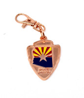 Grand Canyon Arrowhead Keychain