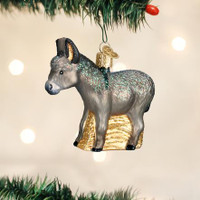 Grand Canyon Mule Ornament