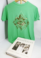 Roosevelt T-Shirt and Book 50% Off!