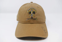 Grand Canyon Desert View Watchtower Mural Hat Tan
