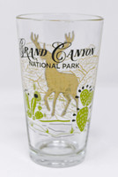 Grand Canyon Scenic Pint Glass