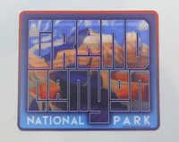 Grand Canyon National Park Scene Sticker