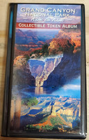 Grand Canyon Souvenir Token Album