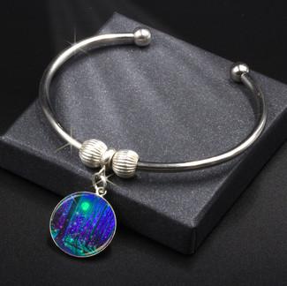 The Fairy Forest Energy Charm & Charm Bracelet Combination
