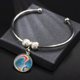 The Rainbow Woman Energy Charm Bracelet