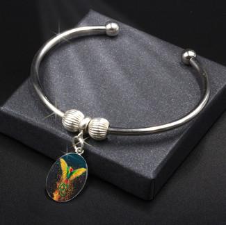 Phoenix Rising - Energy Charm Bracelet