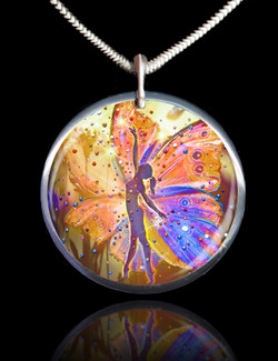 The Wishing Fairy Magical Energy Pendant
