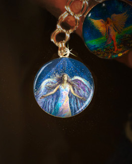 The Blessing Angel Divine Energy Charm
