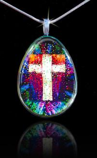 The Divine Energy Cross Pendant