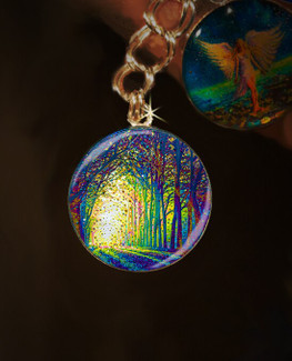 Cathedral Of Light - Divine Revelations Charm