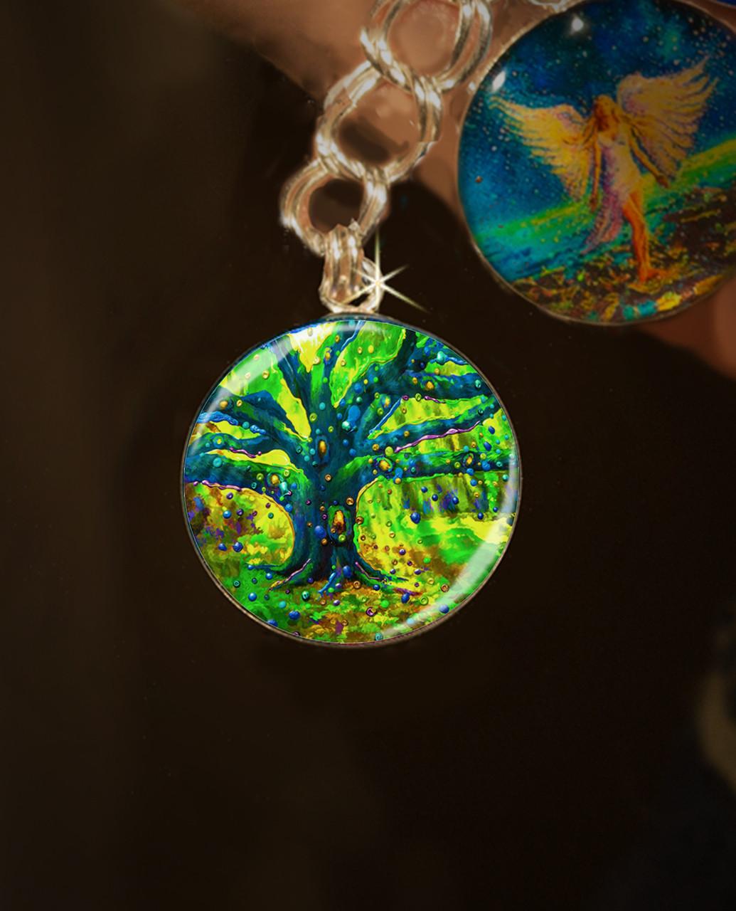 The Fairy Tree - Magical Good Luck Charm