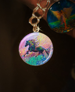 Spirit Horse Visionary's Charm