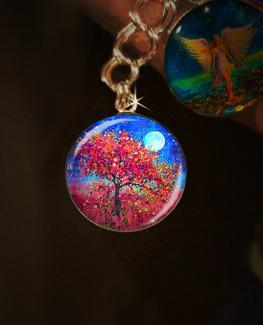 Harvest Moon - Abundance Blessing Charm