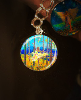 "Aspen Dancer ""Tree Spirit"" Charm"