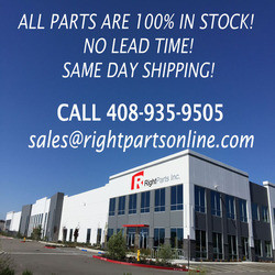 105-0752-001      6pcs  In Stock at Right Parts  Inc.