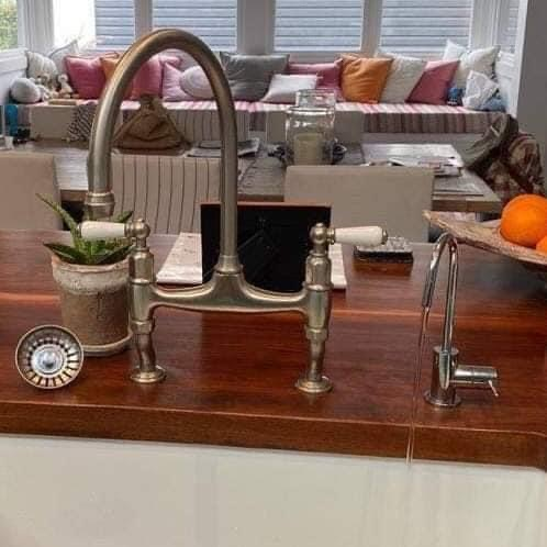Our Designer Taps Suit Any Modern or Classic Home