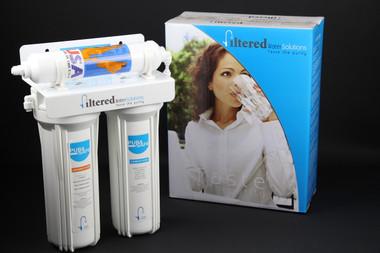 Three Stage Undersink Water Filter