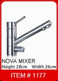 Nova Mixer
