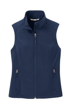 Fleece Vest with Logo
