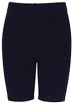 Classroom Bike Short, Black or Navy