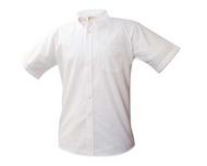 White Oxford Short Sleeve